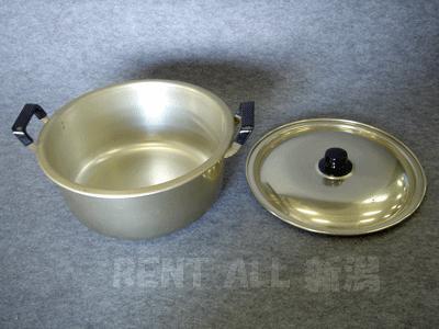 アルミ鍋 各種