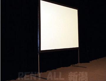 スクリーン 組立式 150インチ