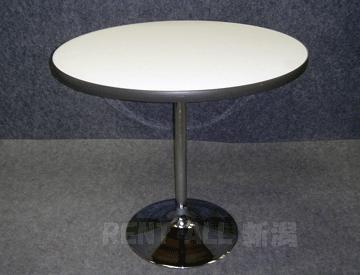 商談テーブルΦ900