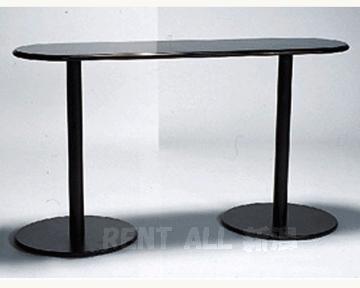 ハイカウンターテーブルD 黒
